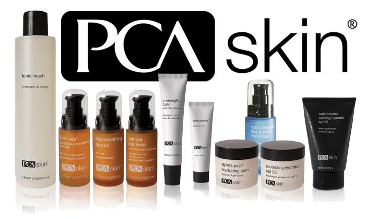 Pca facial chemical peels